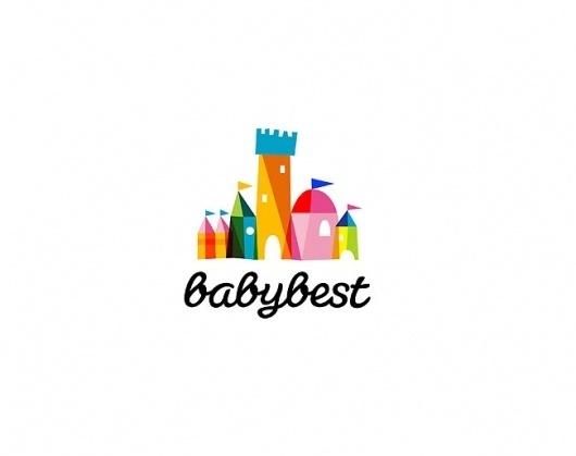 Baby Best | Identity Designed #logo #brand #child #branding