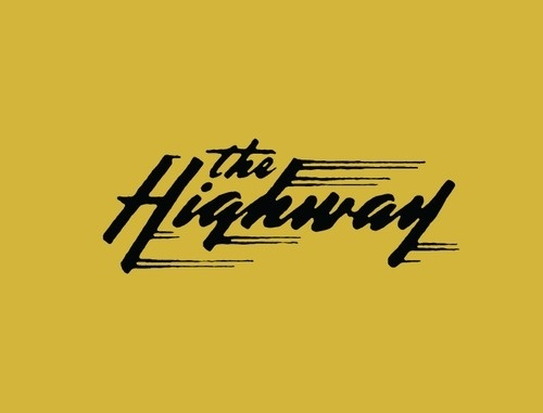 Here we go again. The road is calling and I #lettering #cassaro #dan #highway #typography
