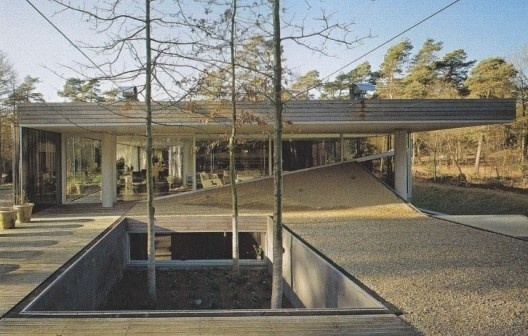 Dutch House / Rem Koolhaas | ArchDaily #house #netherlands #the #landscape #rem #koolhaas #architecture #houses #dutch