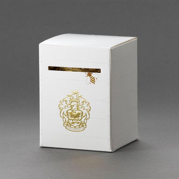 BEES_KNEES_02_1.jpg #die #cut #packaging #print #design #graphic #food #bees #honey