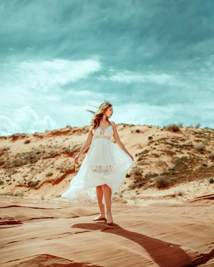 Marvelous Female Portrait Photography by Mike Leddy
