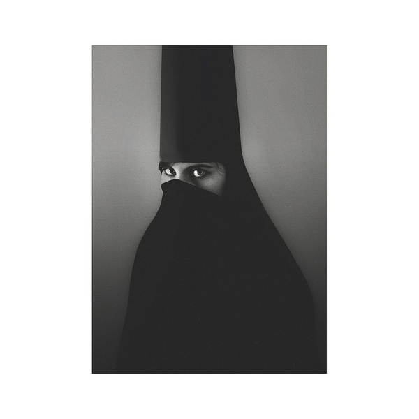 002 #white #woman #eyes #black #burka #photography #portrait #and