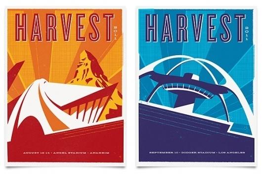 Mattson Creative #illustration #poster #harvest