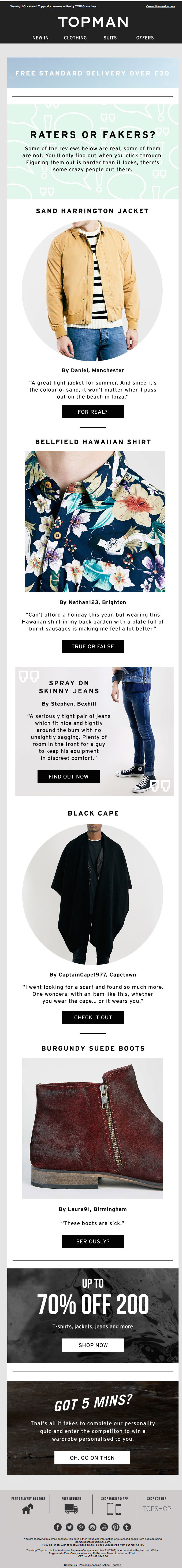 topman email