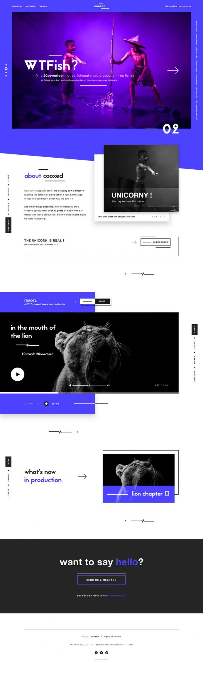 Cooxed – A Funky Digital Agency