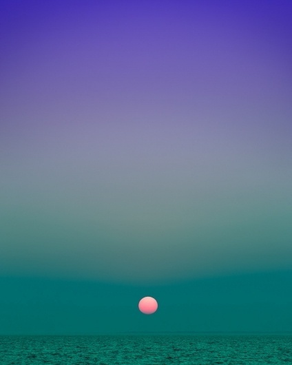 Sky Series Selected Works 2011 | Eric Cahan #photography #gradients