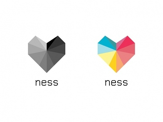 Ness | Moving Brands - a global branding company #logo #identity #branding