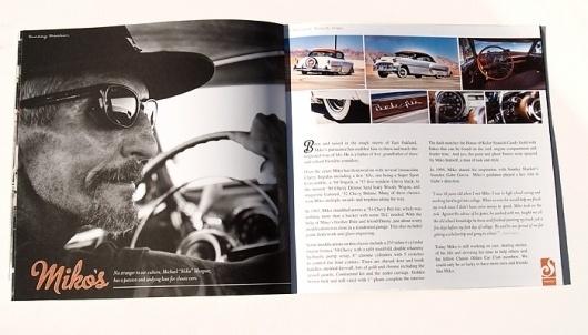 Sunday Slacker Issue One | Sunday Slacker Magazine #slacker #chevy #automotive #sunday #magazine