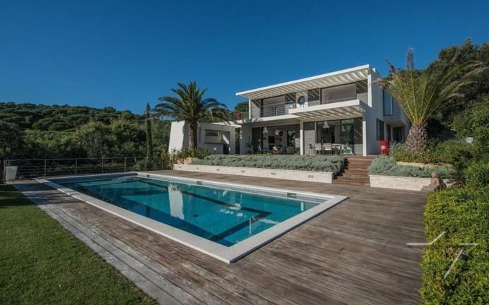 The Exclusive Cozy & Breezy Villa Olive in Saint-Tropez #architecture #villa