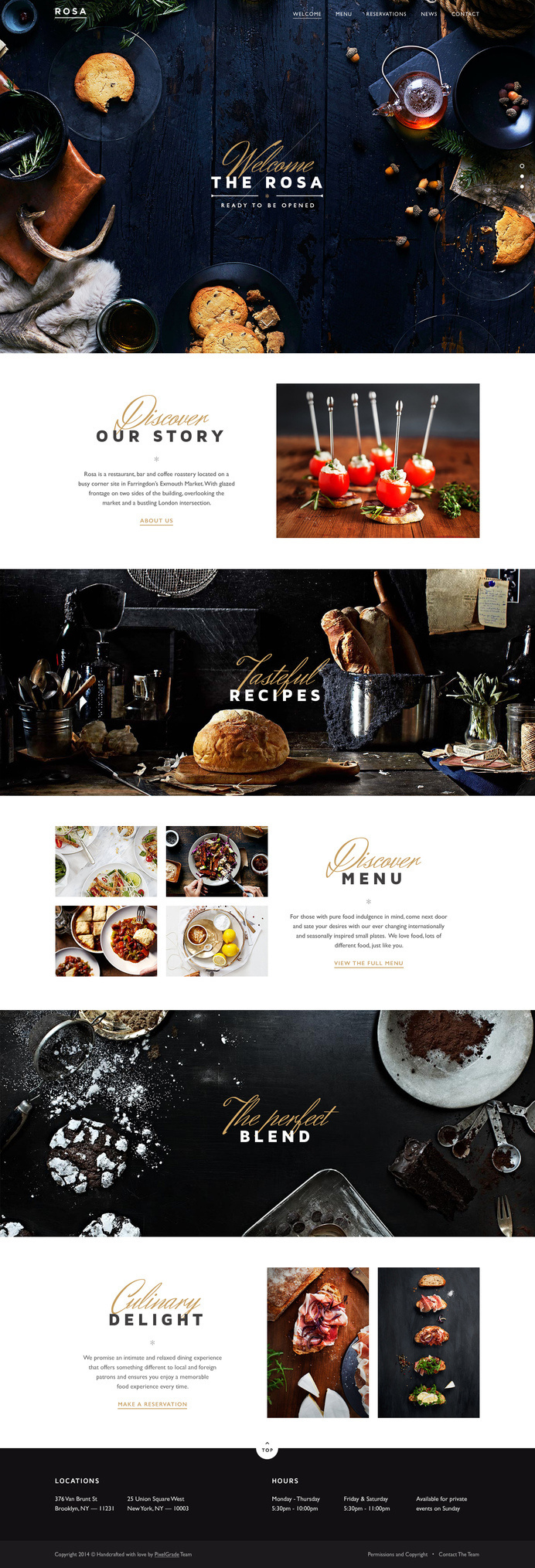 Rosa-real_size #design #web