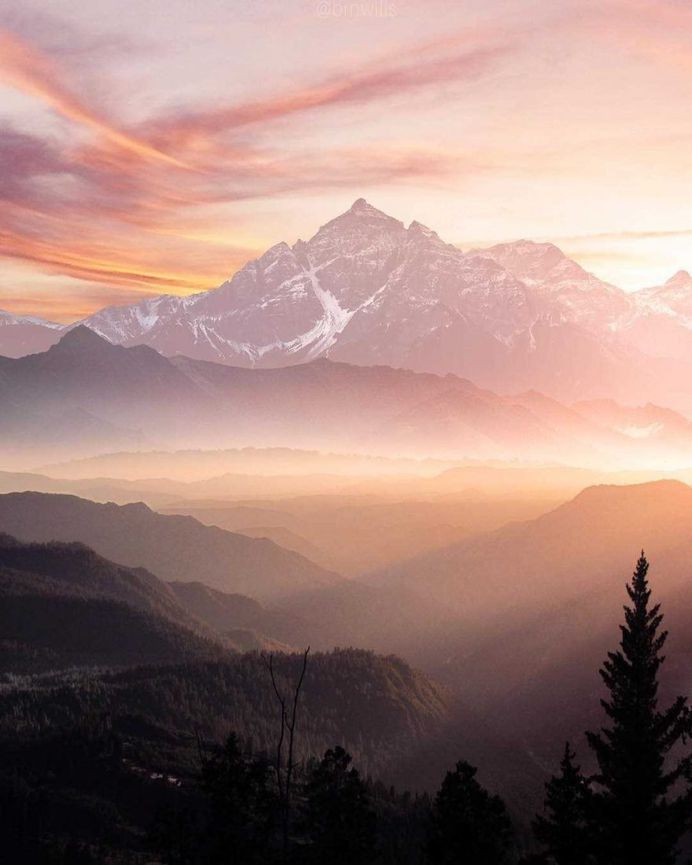 Stunning Landscape and Adventure Photography by Brendan Williams