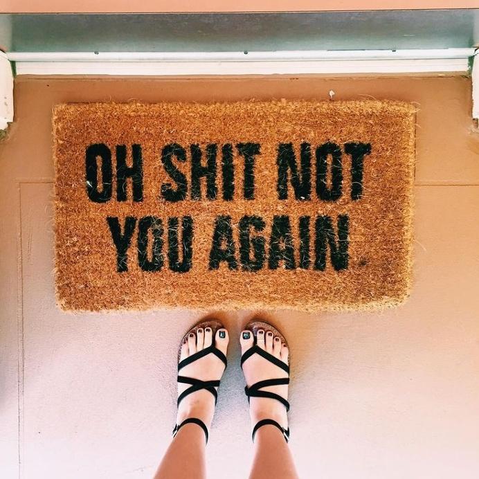 I want this rug! (by Jac Vanek)