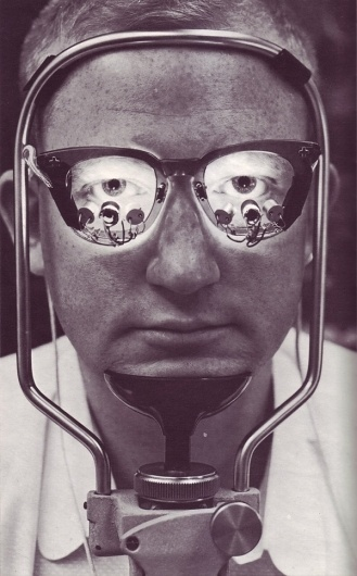 In the Realm of the Eyes Without a Face - 50 Watts #eyes #photography #scientific #science