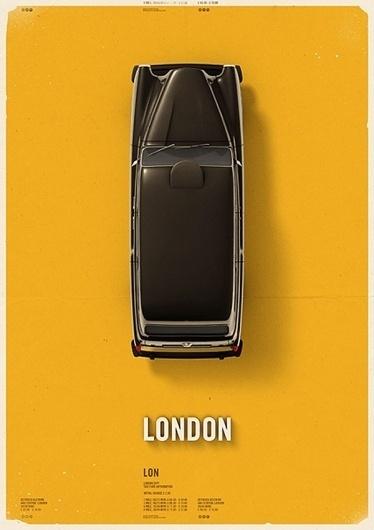 mehmet-gozetlik-citycab-poster3.jpg 600×849 pixels #poster