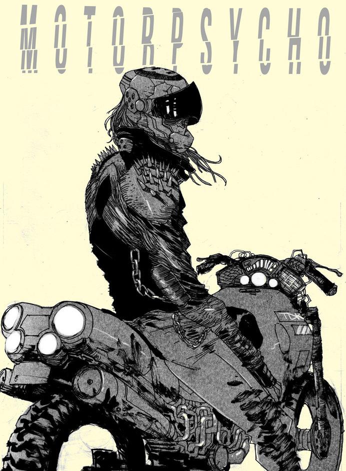 (1) Tumblr #motorpsycho