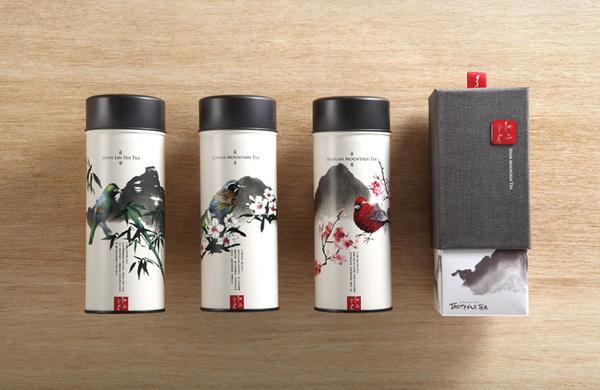 TaiwanHighMountainTea #packaging #drink #tea