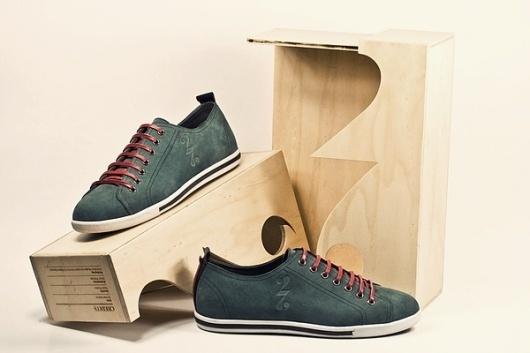 Sneaker/Shoe No.1 on the Behance Network #packaging #sneaker #shoe #fashion