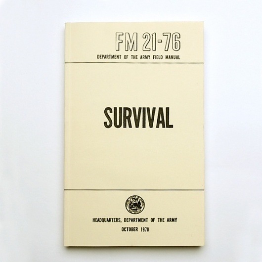 Best Made Company — Summer Camp Care Package #army #best #manual #made #survival