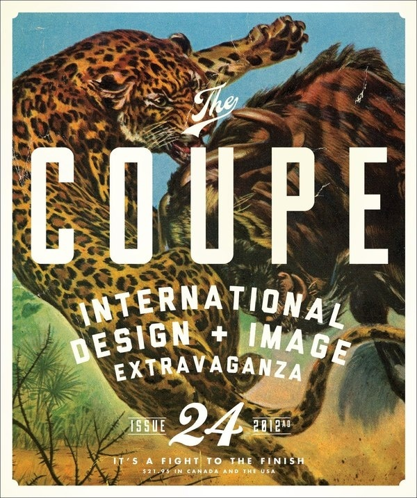 Coupe Magazine #coupe #design #magazine