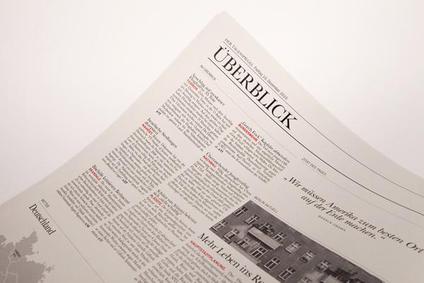 Überblick 24h #pages #design #germany #newspaper #editorial #berlin