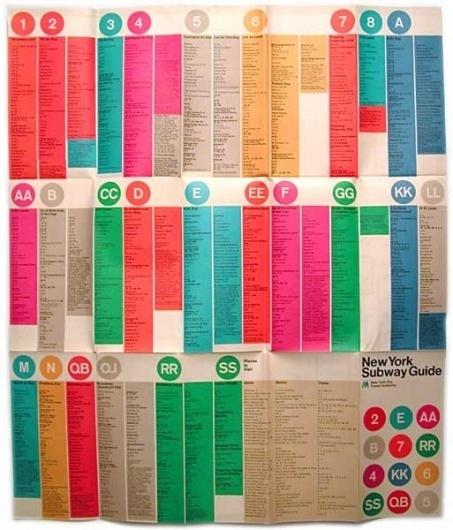 1972rl.jpg (513×600) #subway #vintage #map