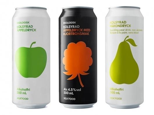Food Packaging | Stockholm Designlab #packaging