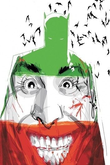 April 2011 DC Cover Solicits In Three Sentences Or Less… « #comics #europa #batman