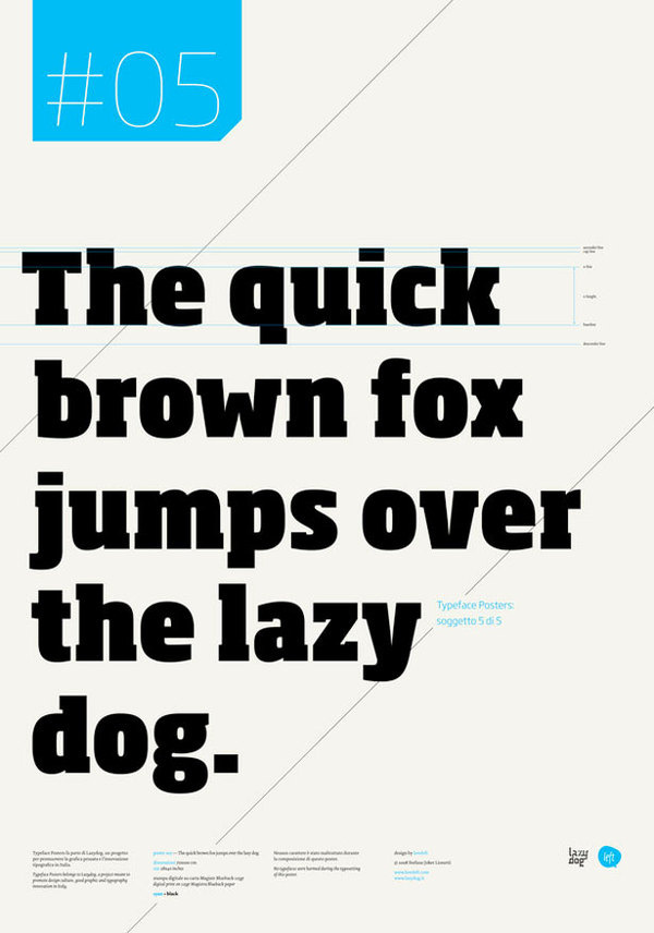 30 Typography Posters That Youve Probably Never Seen Before photo #type