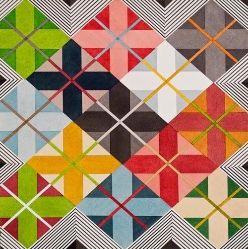 Joe Kievitt | Design Milk #pattern