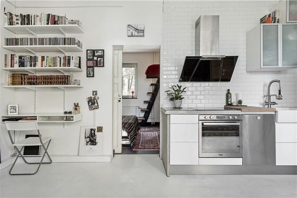 Dreaming of down sizing emmas designblogg #interior #design #decor #kitchen #deco #decoration