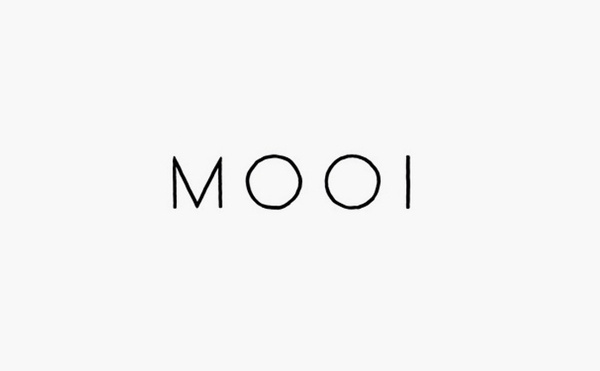 mooi logo design #logo #design