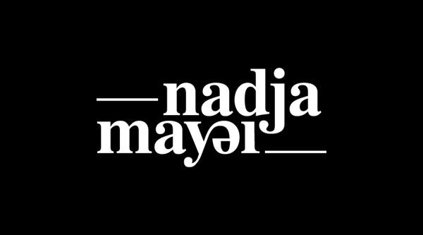 Nadja Mayer by kissmiklos #logo #identity