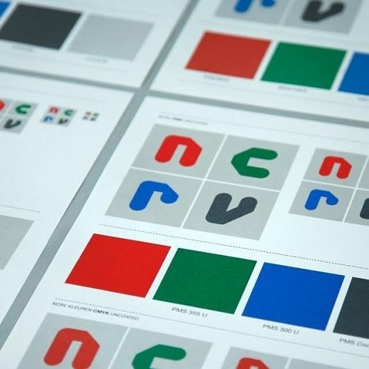 graphic design : . #ncrv #broadcast #company #logo #dutch