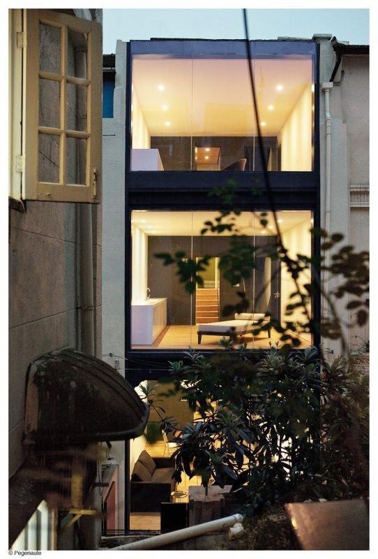 Rethinking the Split House by Neri&Hu #house #home #architecture #minimal #minimalist