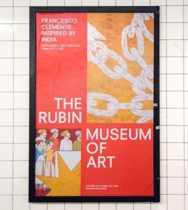 2 × 4: Project: Rubin Museum #ii