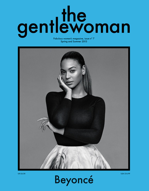 The Gentlewoman (London, UK) #design #graphic #cover #editorial #magazine
