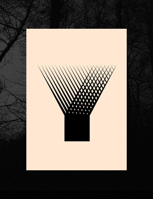 Double Type #design #graphic #typography