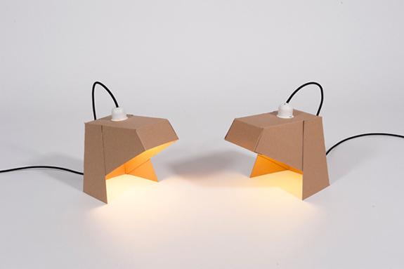Mylamp #paper #light #diy