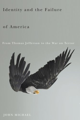 The Book Cover Archive: Identity and the Failure of America, design by David Drummond #cover #book