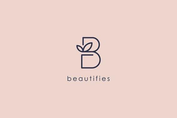 Beauty B Logo by BrandSemut #logodesign #logos #logotype #logoinspiration #branding #branddesign
