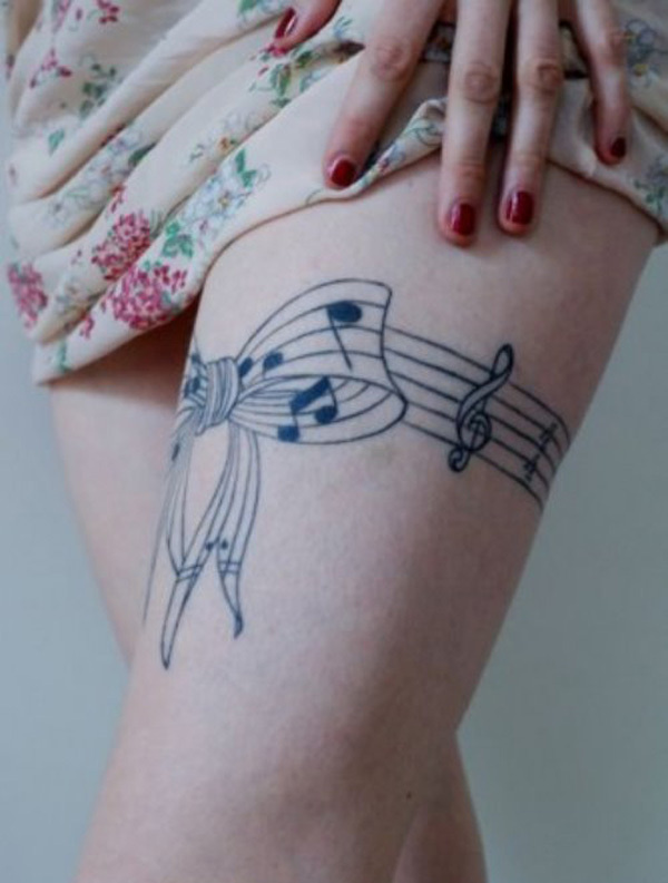 50 Incredible Leg Tattoos #leg #tattoos