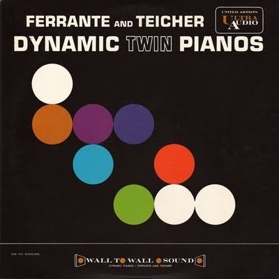 Project Thirty-Three: Dynamic Twin Pianos (Ultra Audio) #cover #album