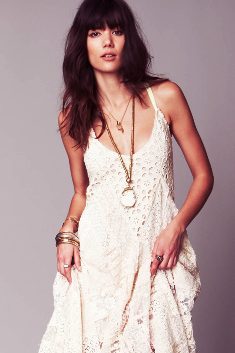 Sheila Marquez by Anthony Nocella for Free People Campaign #fashion #photography