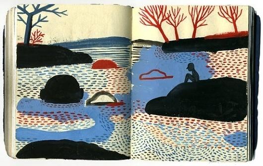 Laurent Moreau : Portfolio : Portfolio #illustration