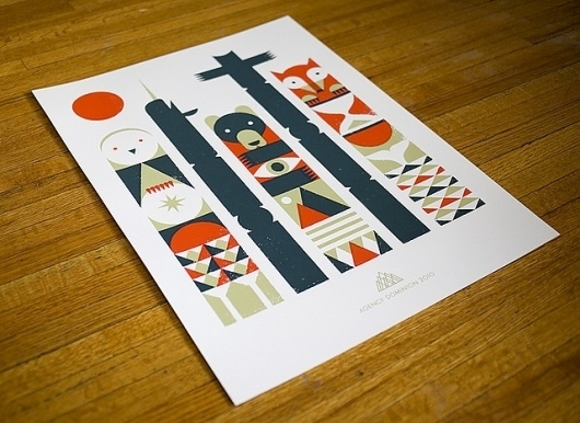Agency Dominion Poster | Flickr - Photo Sharing! #illustration #dominion #poster #agency