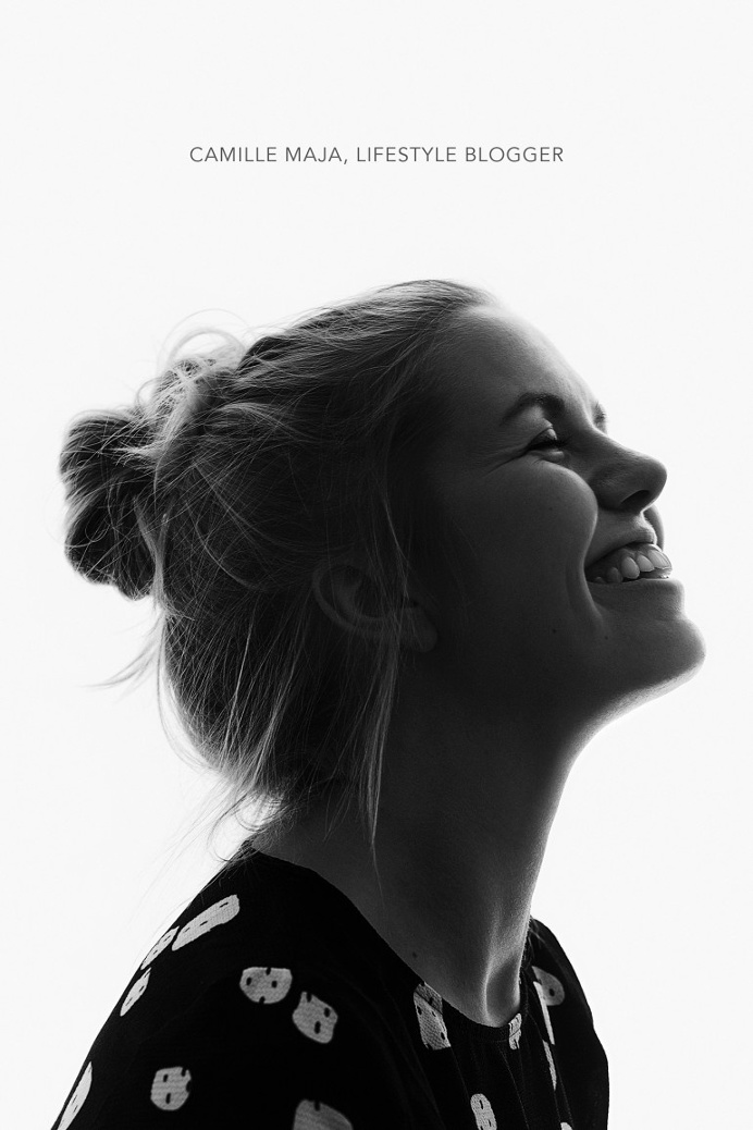 Camille Maja, Lifestyle Blogger By Christopher Mertz