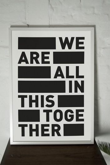 392244_328584477170464_245701955458717_1191673_740519093_n.jpg 640×960 pixel #frame #waaitt #poster #typography
