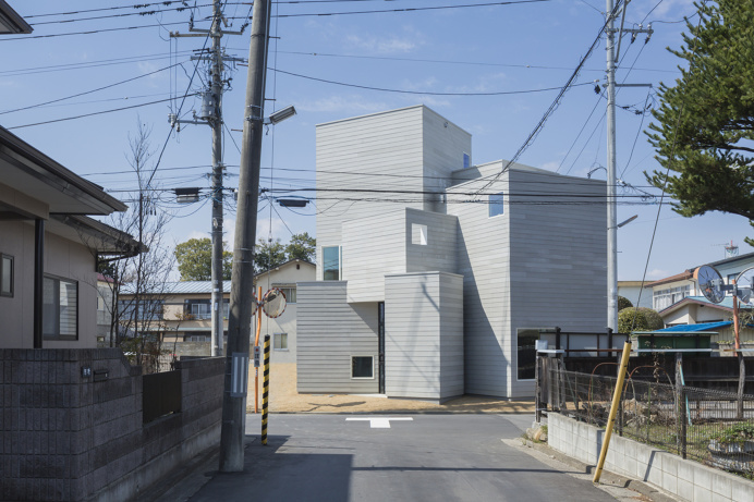 House in Fukushima by BHIS