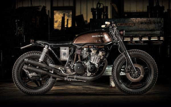 alt text #cafe #honda #moto #motorcycle