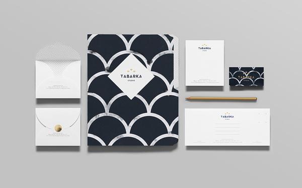 Anagrama | Tabarka Studio #branding #stationery